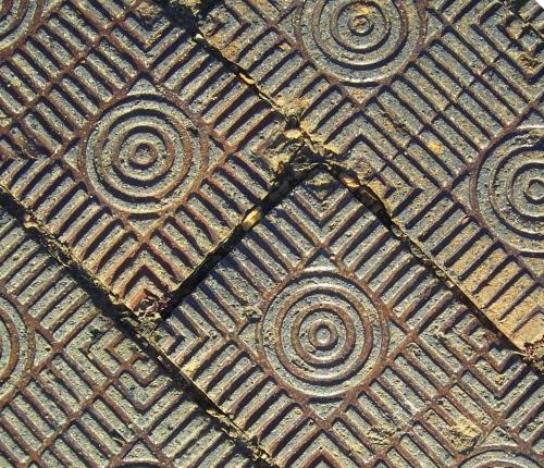 Old Brick Pattern